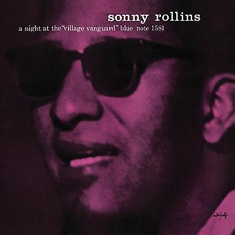 Sonny Rollins - Night at the Village Vanguard [Vinyl] USA import