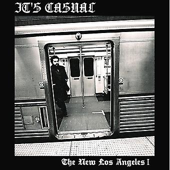 It's Casual - New Los Angeles I: Through the Eyes of a Bus Rider [Vinyl] USA import