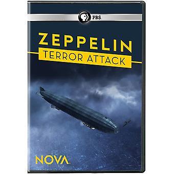 Nova - Nova: Zeppelin Terrorangrepet [DVD] USA import