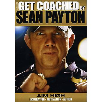 Get Coached - By Sean Payton [DVD] USA import