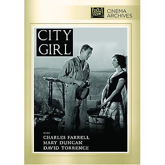 City Girl [DVD] USA import