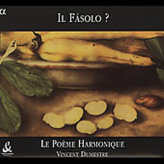 Il Fasolo? - romerske sange - Il F Solo? [CD] USA import