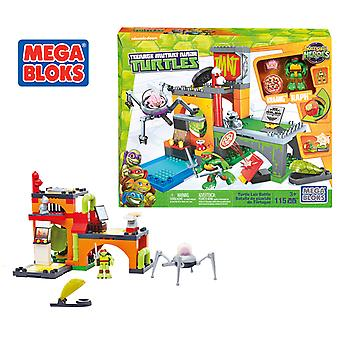Megabloks Tortugas Ninja Guarida 36X29 (Toys , Constructions , Buildings)