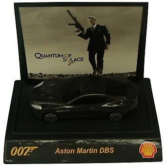 Shell James Bond 007 Collectible 1:64th Scale Aston Martin DBS By Shell