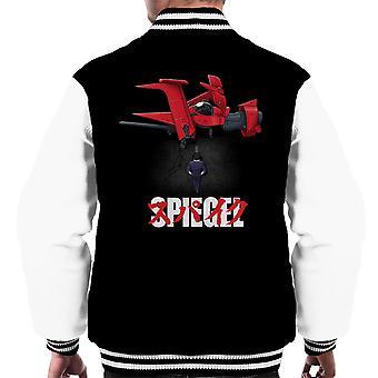 Spiegel Cowboy Bebop Akira Men's Varsity Jacket