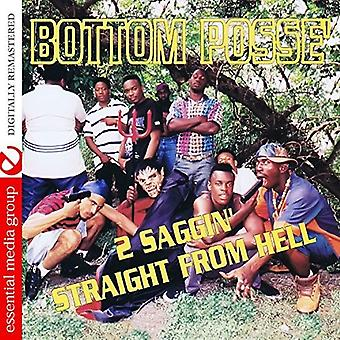 Botten Posse - 2 Saggin Straight From Hell [CD] USA import