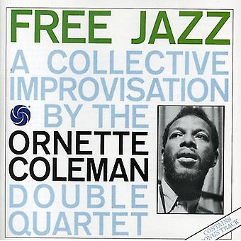 Ornette Coleman - Free Jazz [CD] USA import