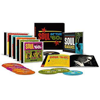 Sjæl i 60 ' erne - sjæl af 60s (9CD) [CD] USA importerer
