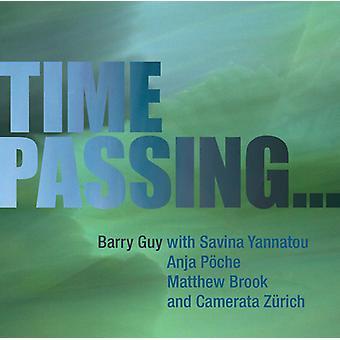 Barry Guy & Camerata Zurich - tijd voorbij [CD] USA import