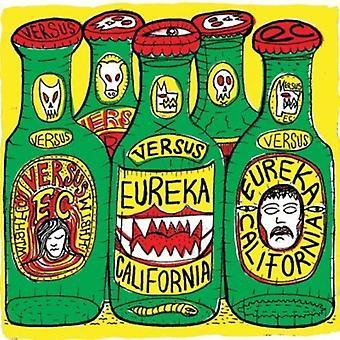 Eureka Californien - Versus [CD] USA import