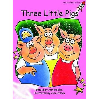 Three Little Pigs 9781877363115 by Pam Holden