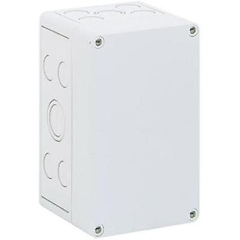 Build-in casing 110 x 180 x 111 Polycarbonate (PC) Light grey S