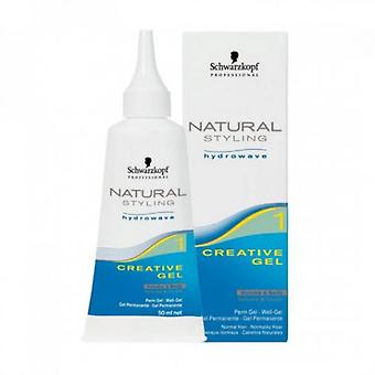 Schwarzkopf Professional Natural Styling Hydrowave Creative Gel 50 ml
