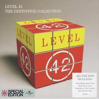 Definitive Collection by Level 42