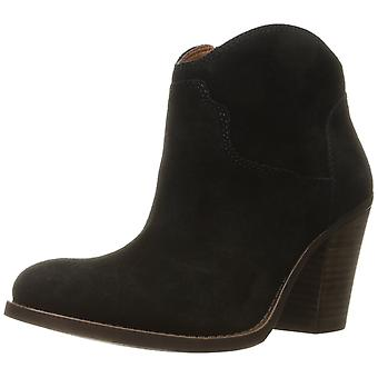 Lucky Brand Womens Elle Round Toe Ankle Fashion Boots, Brindle, Size 9.0