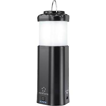 LED Camping lantern Renkforce rechargeable 203 g