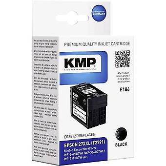 KMP Ink replaced Epson T2791, 27XXL Compatible Bl