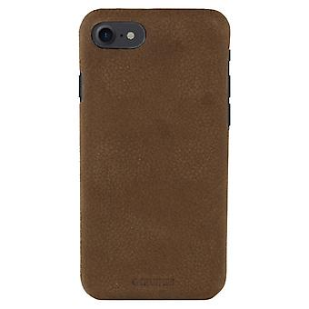 Champion Shell Leather iPhone 7/8 Coffee