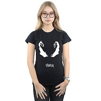 Marvel Women's Spider-Man Venom Eyes T-Shirt