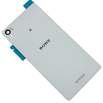 Sony Xperia Z3 akun kansi takaisin valkoinen alkuperäinen laatu