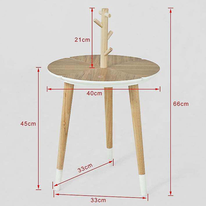 Wooden Sofa fbt38 Holders Round Table Sobuy Cup With wn Yfby7Ig6v