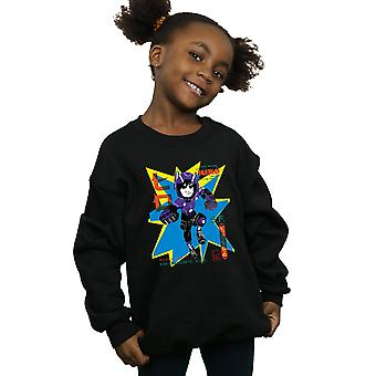 Disney Girls Big Hero 6 Hiro Anime Sweatshirt