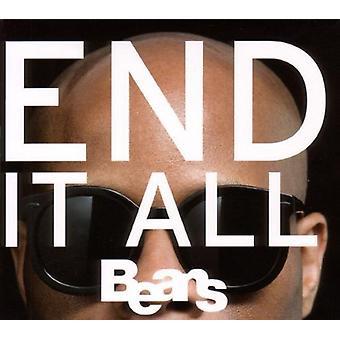Bønner - slutningen It All [Vinyl] USA importerer