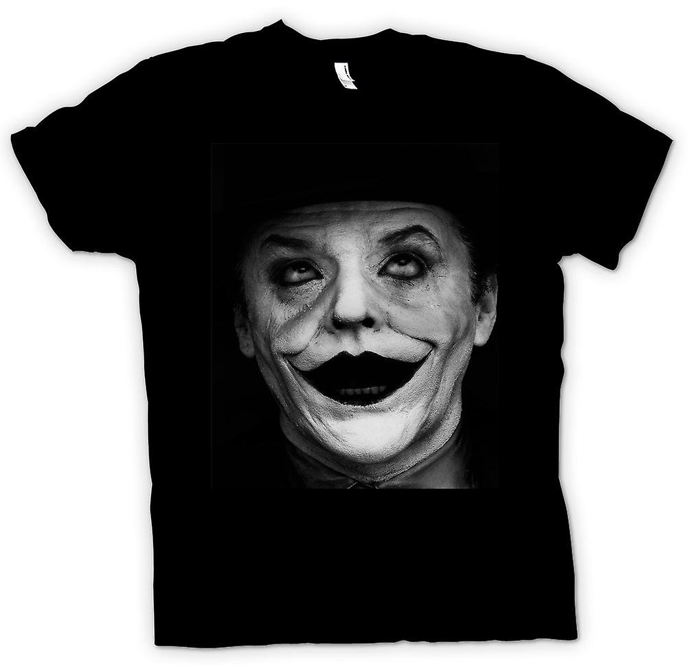 Womens T-shirt - Batman - Jack Nicholson Eyes