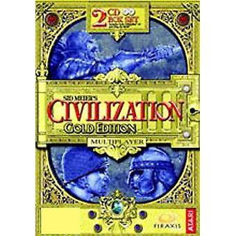 Civilization III Gold Edition (Includes Play The World Expansion Pack)