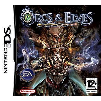 Orcs Elfen (Nintendo DS)