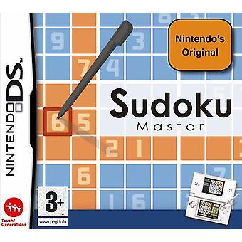 Sudoku Master (Nintendo DS) - Factory Sealed