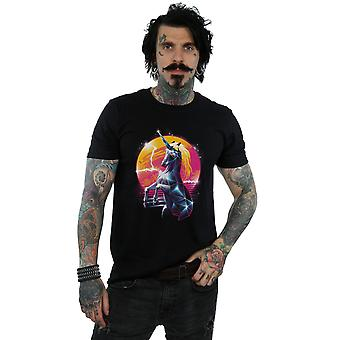 Vincent Trinidad Men's Rad Unicorn T-Shirt