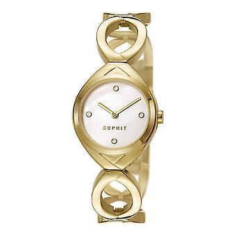 ESPRIT ladies watch bracelet watch Audrey stainless steel gold ES108072002