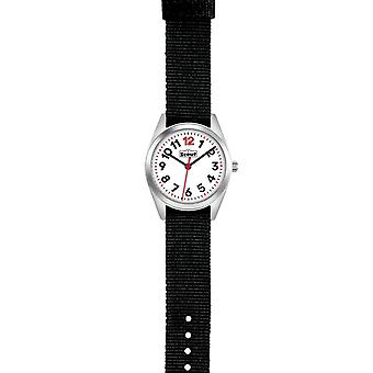 Scout child watch learning classic - black young girls 280309002