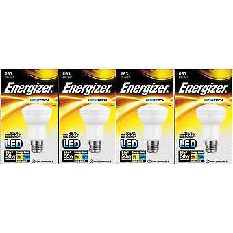 4 X Energizer Hightech LED R63 Reflector Bulb 9.5w = 50W [Energy Class A+]