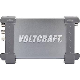 VOLTCRAFT DDS-3025 USB 50 MHz (max) 1-channel Manufacturers standards (no certificate)
