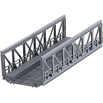 Märklin 074620 H0 Truss bridge 1-rail H0 Märklin C (incl. track bed) (L x W x H) 180 x 64 x 45 mm