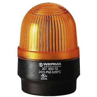 Light Werma Signaltechnik 202.300.55 Yellow