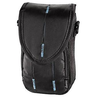 Camera cover Hama Canberra 90L Internal dimensions (W x H x D) 75 x 130 x 40 mm Black, Blue