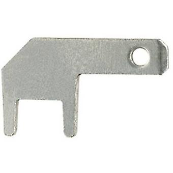 Blade connector PCB-SMD Connector width: 2.8 mm Connector thickness: 0.8 mm