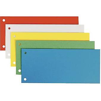 Divisor de Leitz 16796099 25 piezas/paquete. Pro cartón