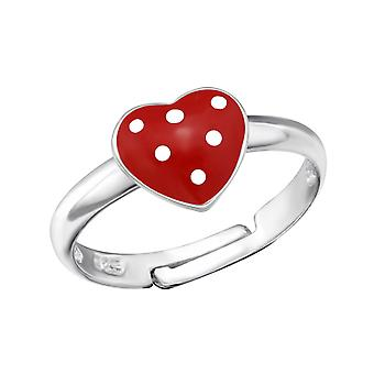 Heart - 925 Sterling Silver Rings - W27724x