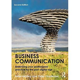Communication d'affaires par Peter Hartley