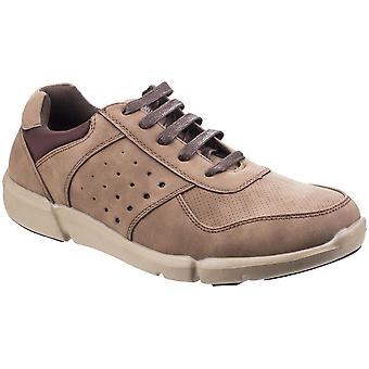 Caravelle Mens Eddy Lace-Up Lightweight Comfy Casual Shoes