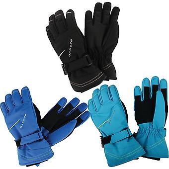Dare 2b Boys Handful Waterproof Breathable Strech Ski Gloves