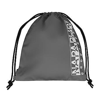 Napapijri gym heureux sac sac à dos loisirs sac gym sac gris 7409