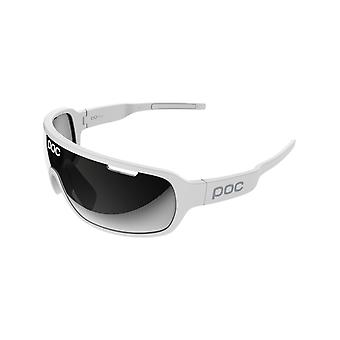 POC Hydrogen White-Violet-Silver Mirror 10.0 2018 Do Blade Cycling Glasses