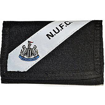 Newcastle United F.C . wallet - official product  (bst)
