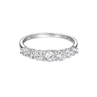 ESPRIT women's ring silver JW52931 cubic zirconia ESRG92627A1