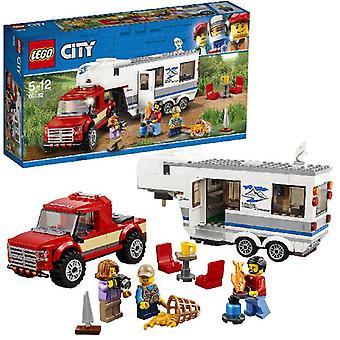Lego 60182 City Truck-caravan